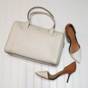 Kate Spade Off White Hand Bag